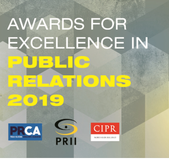 #PRAwards19 - 21 June 2019